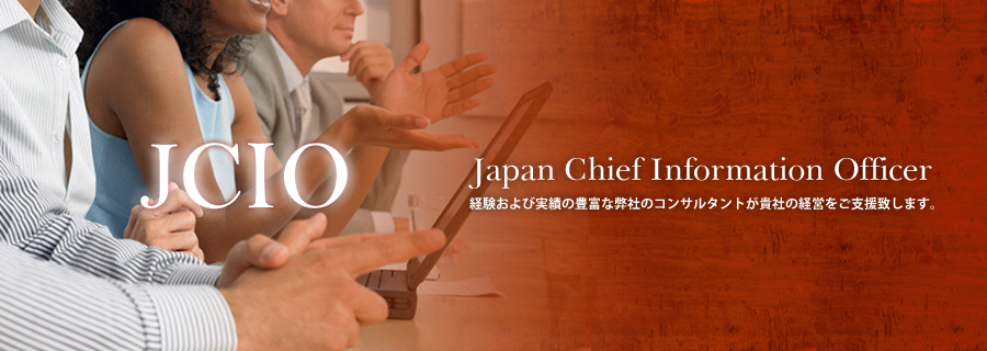 Japan Chief Information Officer